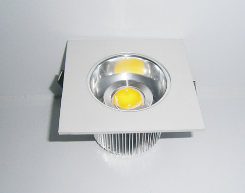 LED COB Down Light ASG-TDA3025-10W SQ PKW