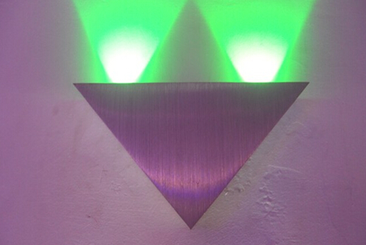 LED Color Wall Light LED Color Wall LightsBD001-2 2W